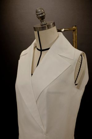 Lapel/collar 2 double breasted
