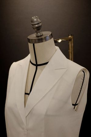 Lapel/collar 2 single breasted